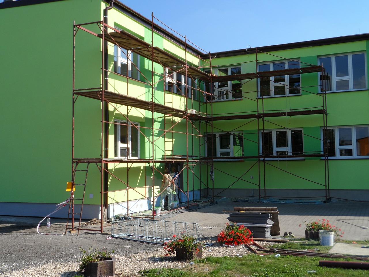 Zakres usług firmy remontowej. Usługi budowlane, wykańczanie domów w Warszawie
